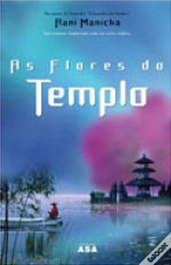 Wook.pt - As Flores do Templo