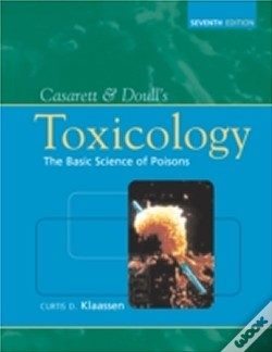 Wook.pt - Casarett & Doull's Toxicology: The Basic Science of Poisons