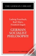 German Socialist Philosophy