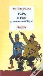 1939, Pacte Germano-Sovietique
