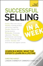 Teach Yourself Successful Selling In A Week