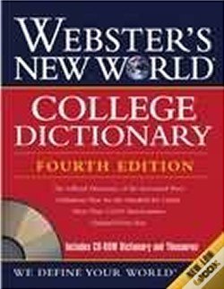 Wook.pt - Webster's New World College Dictionary