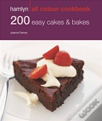 Hamlyn All Colour Cookbook 200 Easy Cakes & Bakes