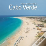 Cabo Verde Visto do Ar