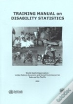 Training Manual On Disability Statistics 2008