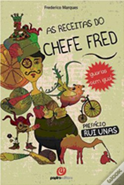 Wook.pt - As Receitas do Chefe Fred