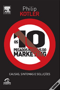 Wook.pt - Os 10 Pecados Mortais do Marketing
