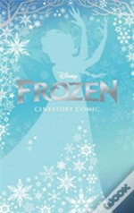 Disney Frozen Cinestory Comic Collector'S Edition