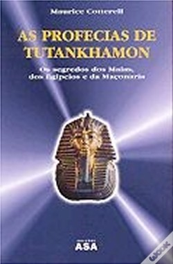 Wook.pt - As Profecias de Tutankhamon