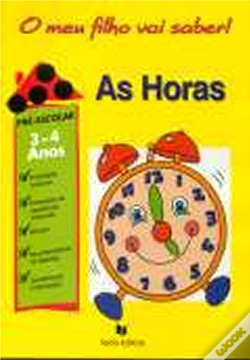 Wook.pt - As Horas (3-4 anos)