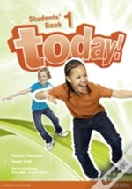 Today! 1 Students Book Standalone