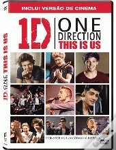 One Direction: This is Us (DVD-Vídeo)