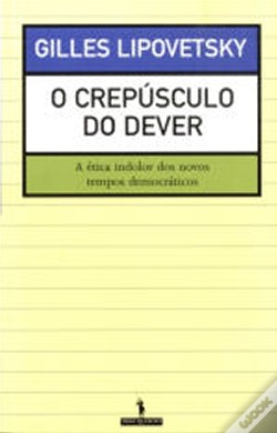Wook.pt - O Crepúsculo do Dever