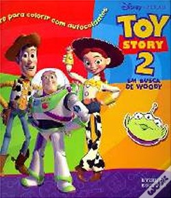 Wook.pt - Toy Story 2 - Em Busca de Woody
