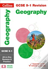 Gcse Geography: All-In-One Revision And Practice