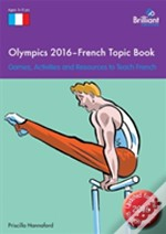 Olympics 2016 - French Topic Book