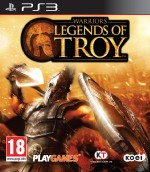 Wook.pt - Warriors - Legends of Troy - (PlayStation 3)