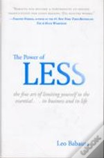 POWER OF LESS