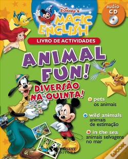 Wook.pt - Animal Fun! - Diversão na Quinta!