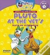 Pluto at the Vet`s