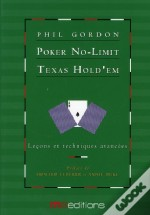 Poker Texas Hold'Em No-Limit T.1 ; Leçons Techniques