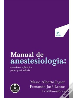 Wook.pt - Manual de Anestesiologia