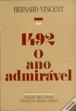 Wook.pt - O Ano Admirável 1492