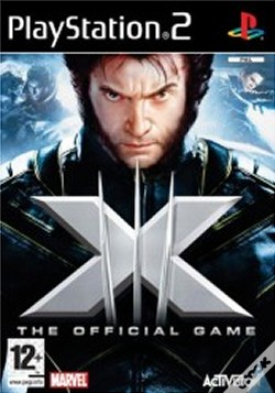 Wook.pt - X-Men 3 : The Official Game (PS2)