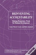 Reinventing Accountability