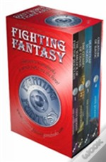 Fighting Fantasy'Warlock Of Firetop Mountain', 'Citadel Of Chaos', 'Deathtrap Dungeon', 'Creature Of Havoc'