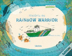 Wook.pt - História do Rainbow Warrior