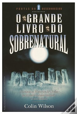 Wook.pt - O Grande Livro do Sobrenatural