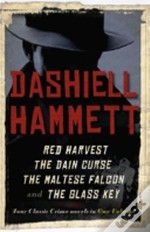 Dashiell Hammett Omnibus'The Maltese Falcon', 'The Glass Key', 'The Dain Curse', 'Red Harvest'