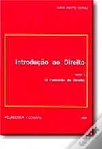 Introdução ao Direito - Volume I
