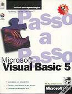 Wook.pt - Microsoft Visual Basic 5 Passo a Passo