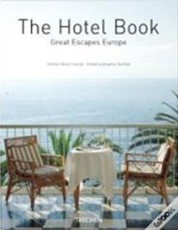 Wook.pt - The Hotel Book - Great Escapes Europe