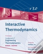 Fundamentals Of Engineering Thermodynamicsinteractive Thermo User Guide