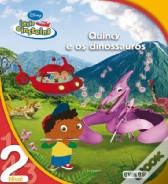 Little Einsteins - Quincy e os Dinossauros - Nível 2