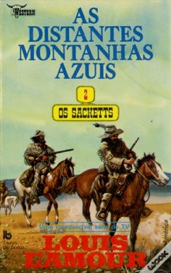Wook.pt - As Distantes Montanhas Azuis