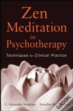 Zen Meditation In Psychotherapy