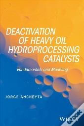 Deactivation Of Heavy Oil Hydroprocessing Catalysts