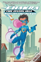 Stan Lee'S Chakra The Invincible: Rise Of Infinitus #3