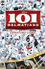 Disney 101 Dalmations Cinestory