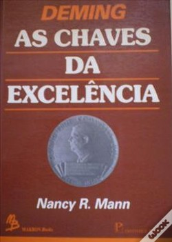 Wook.pt - Deming - As Chaves da Excelência
