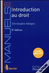 Introduction Au Droit, 3eme Edition