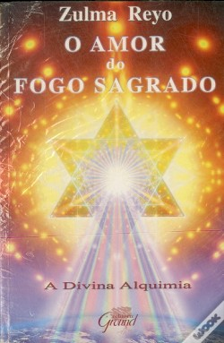 Wook.pt - O Amor do Fogo Sagrado