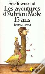 Les Aventures D'Adrian Mole, 15 Ans. Le Journal Secret