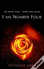 I Am Number Four Adult Cover