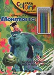 Monstros e C.ª - Diverte-te Loucamente com o Mike e o Sulley !
