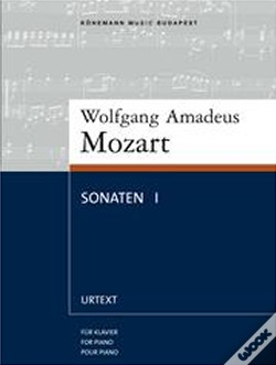 Wook.pt - Wolfgang Amadues Mozart: Sonaten I